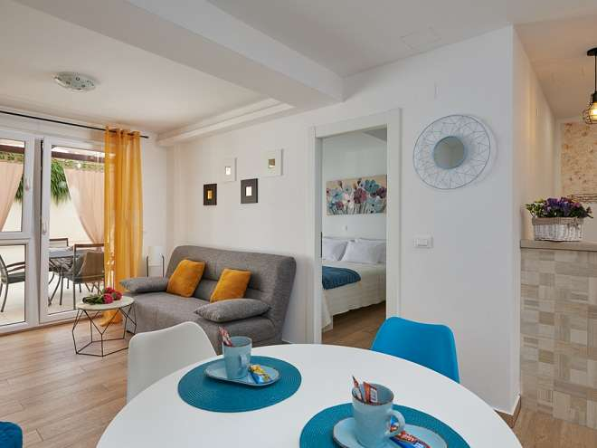 Duplex Apartment Borna