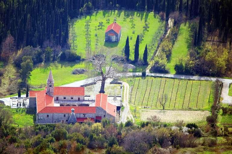 Franziskanerkloster Pridvorje