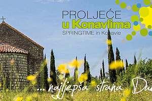 La primavera en Konavle